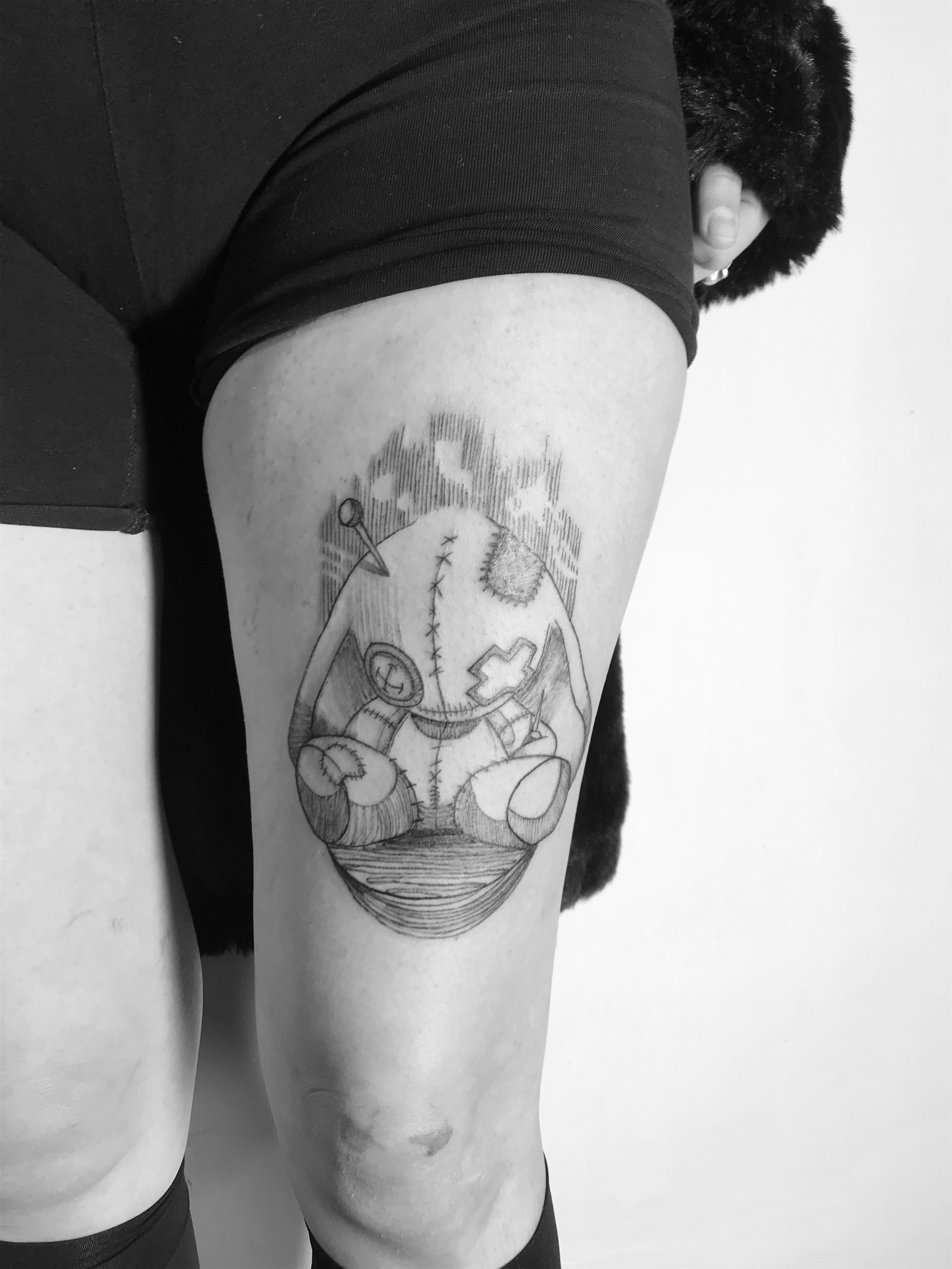 Inksearch tattoo Ben Wolfner