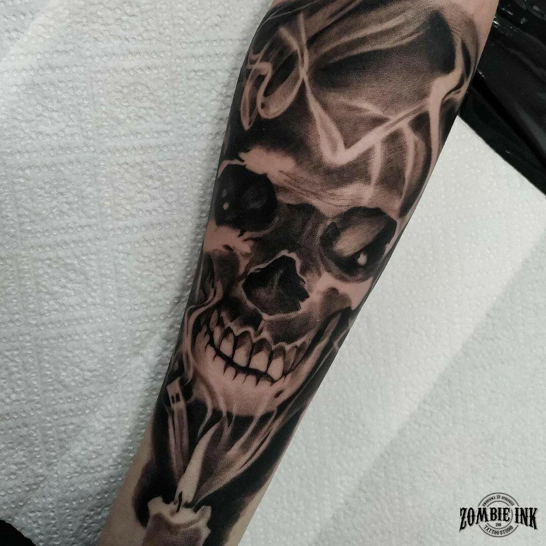 Inksearch tattoo Zombie Ink