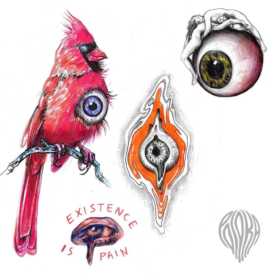 Inksearch tattoo Posoka