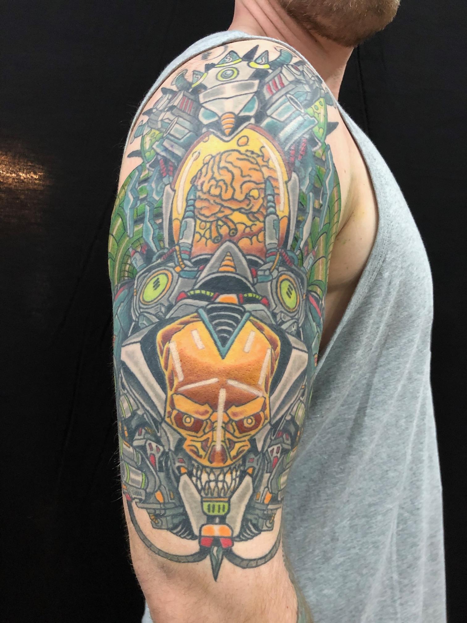 Inksearch tattoo Bernhard Mitteregger
