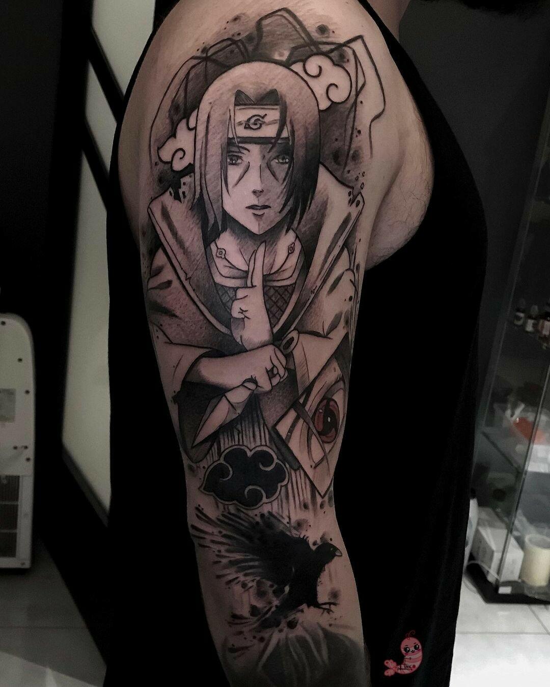 Inksearch tattoo Ebi Ink