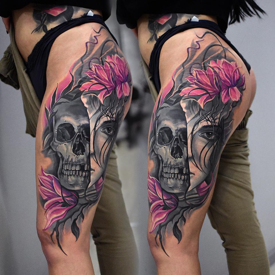 Inksearch tattoo Daniel Melaniuk