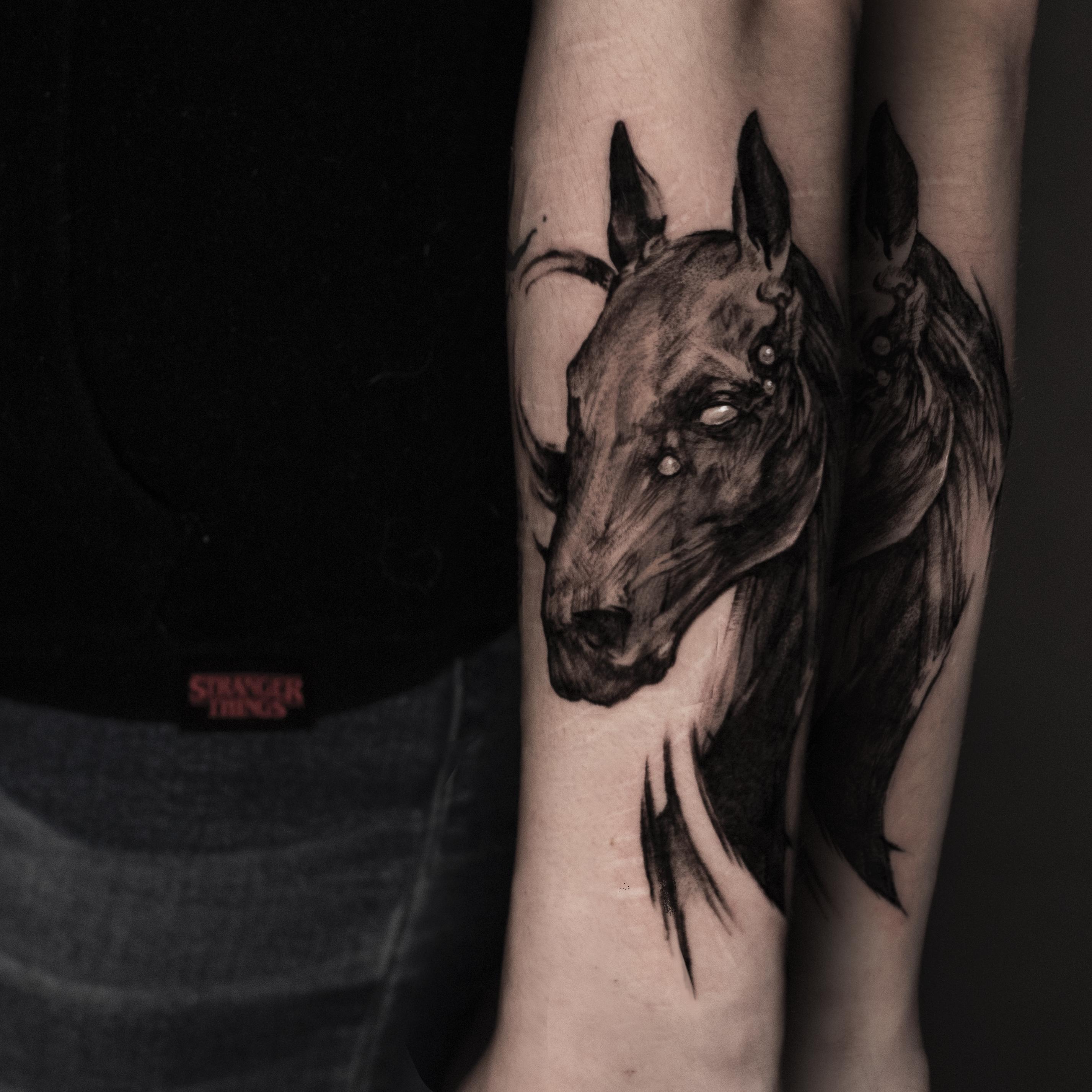 Inksearch tattoo Paweł Dziedzic
