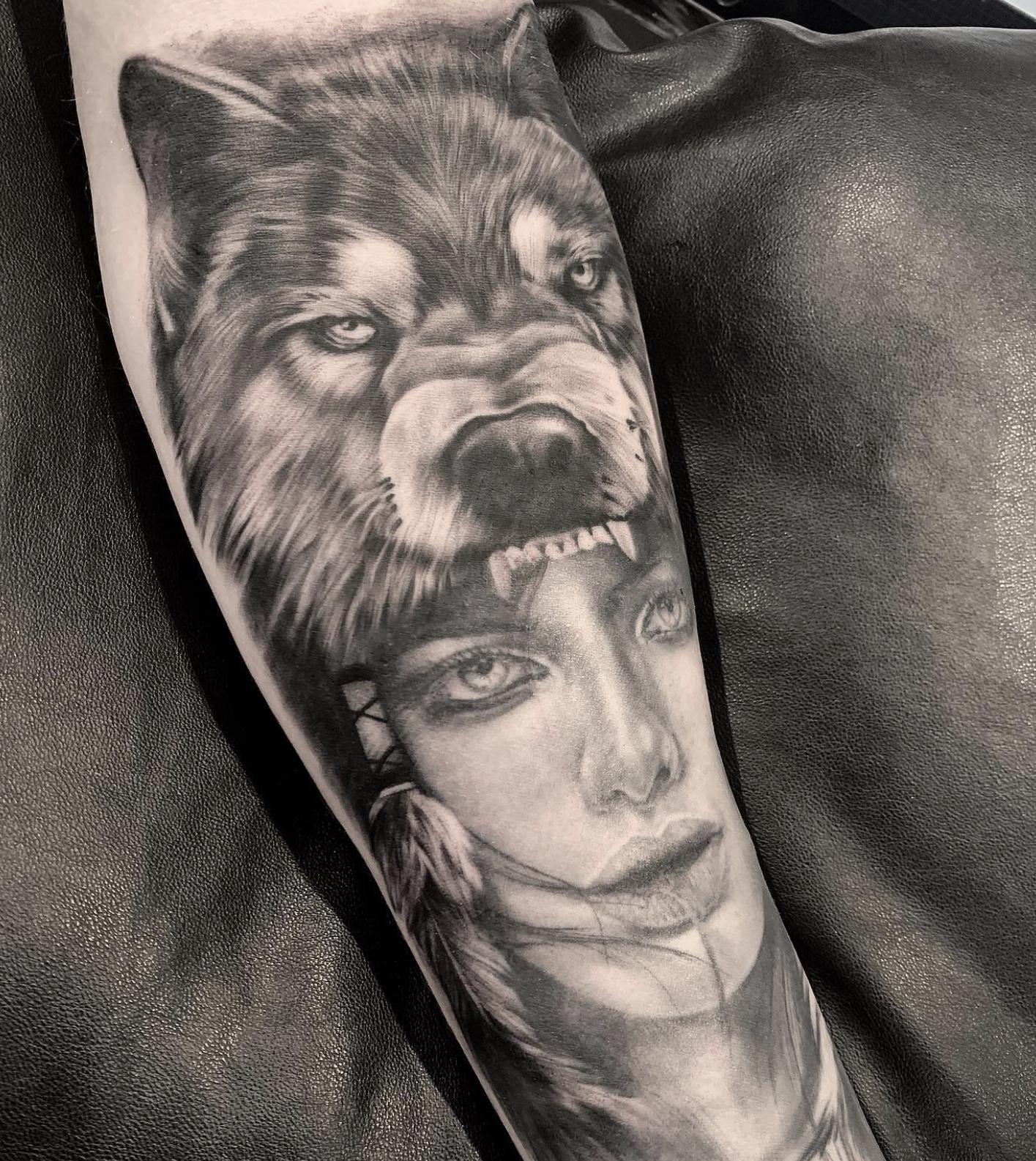 Inksearch tattoo Nicole Fraquelli