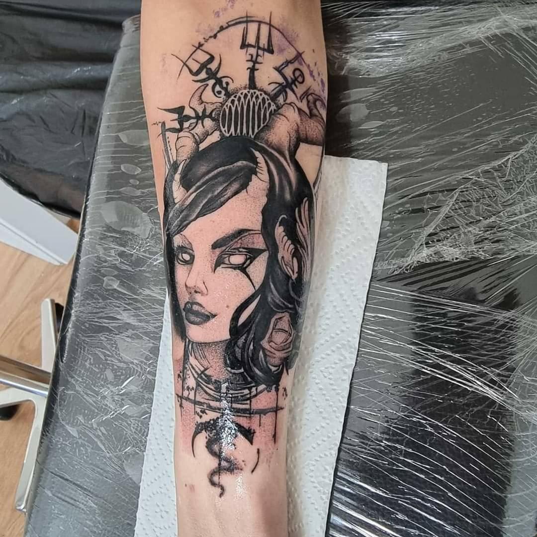 Inksearch tattoo Artur