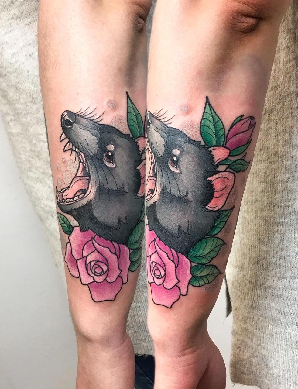 Inksearch tattoo Iza Bagińska