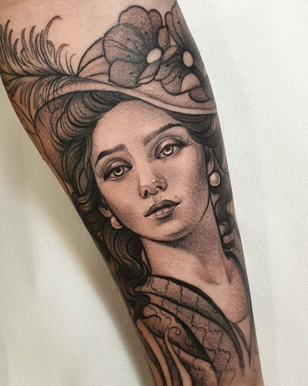 Inksearch tattoo Maria Koroleva