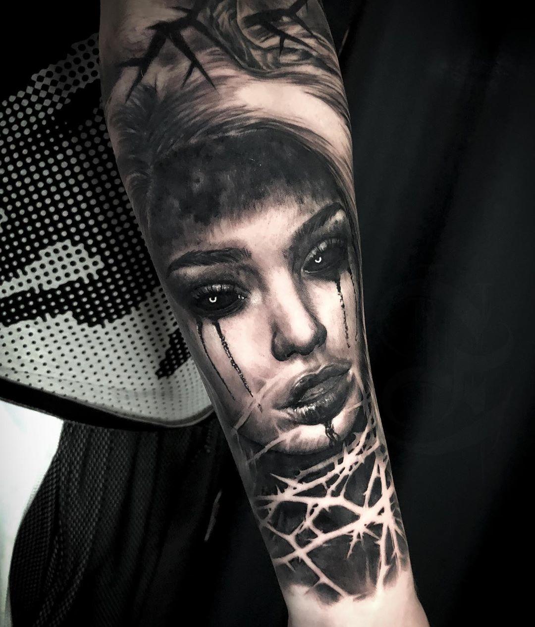 Inksearch tattoo Gediminas