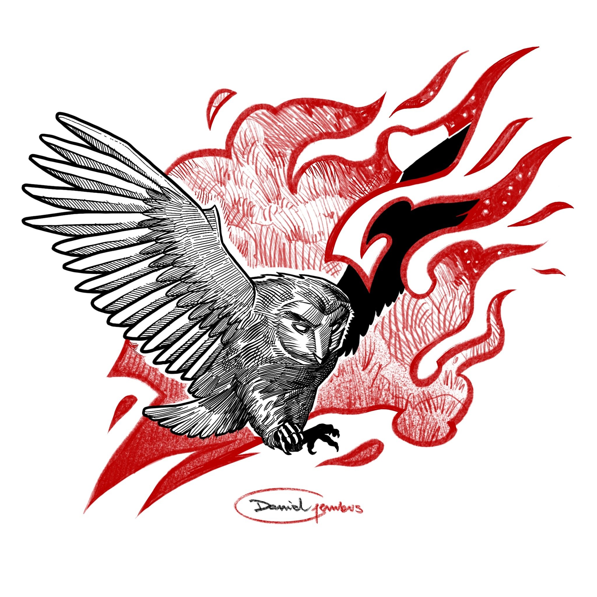 Inksearch tattoo Daniel Gembus