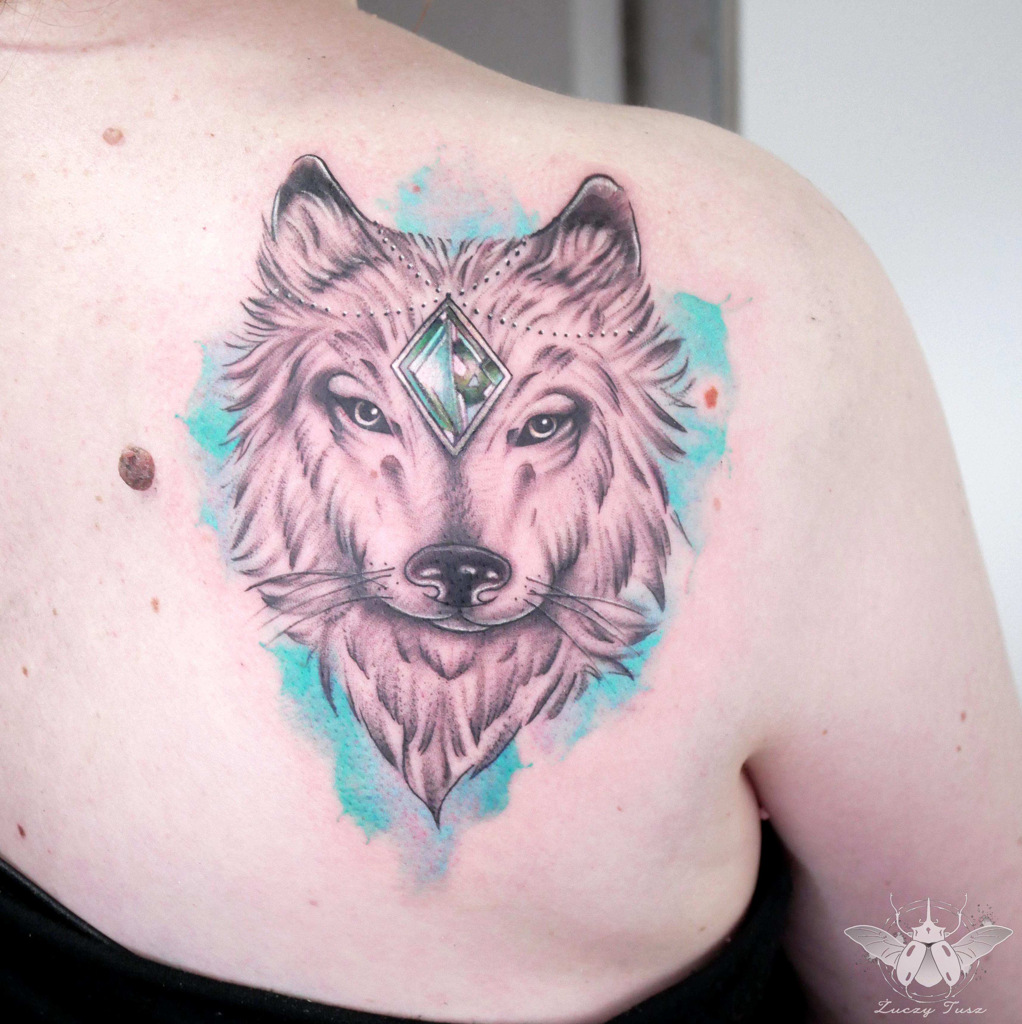 Inksearch tattoo Żuczy Tusz