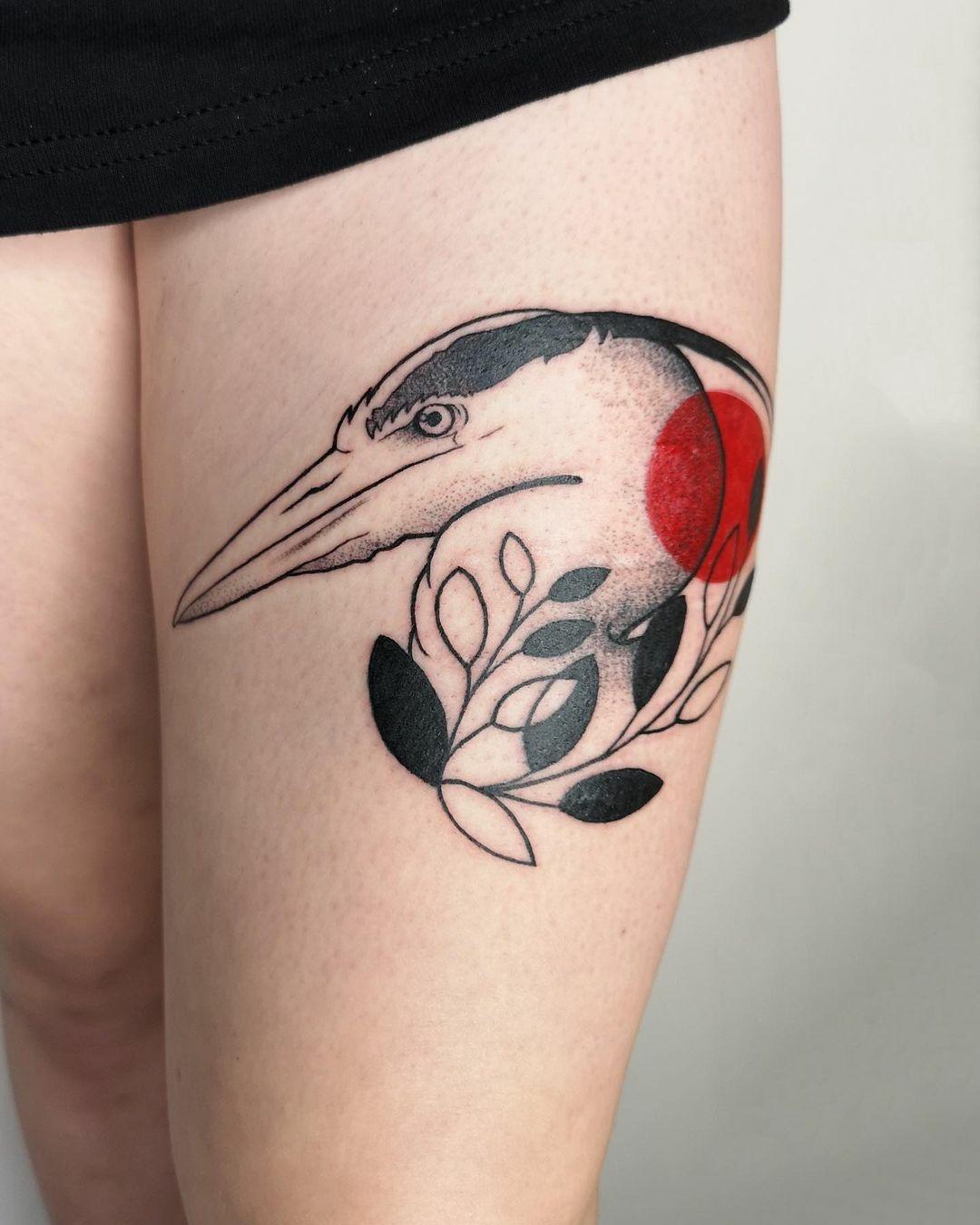 Inksearch tattoo EmilkyWay