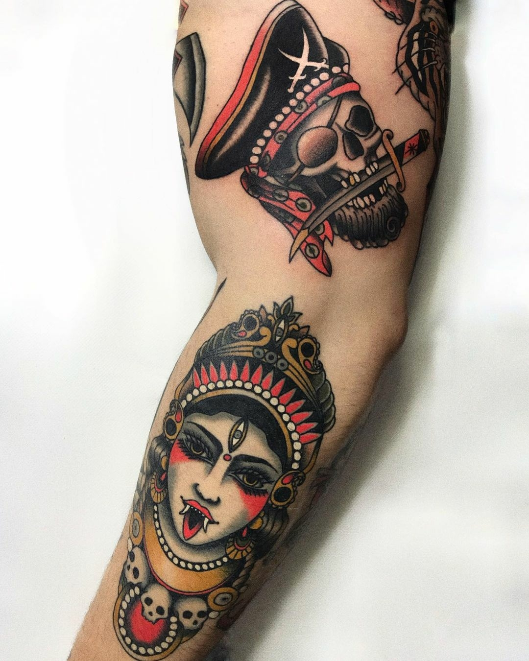 Inksearch tattoo Cruel Monica