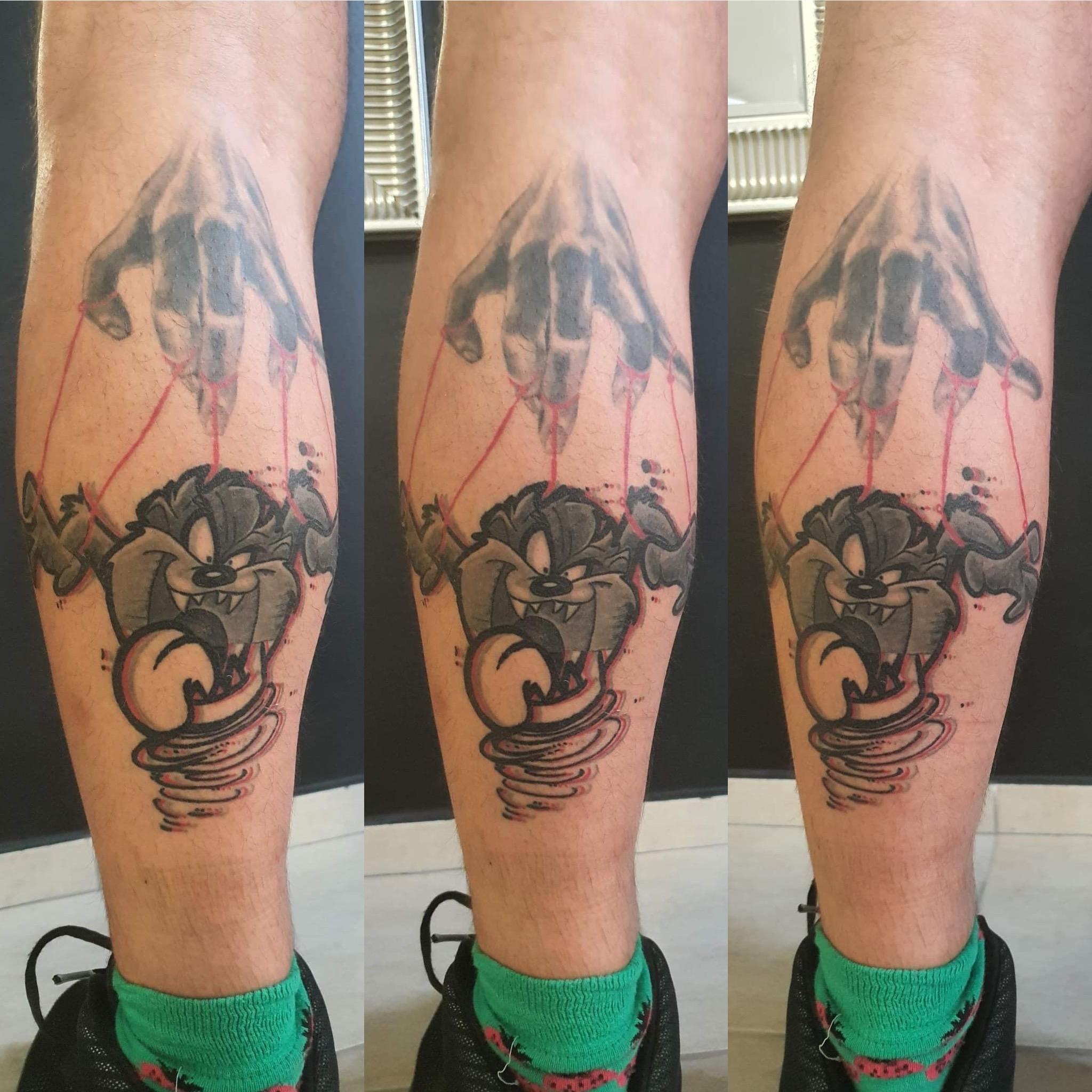 Inksearch tattoo Justyna Kasperkiewicz