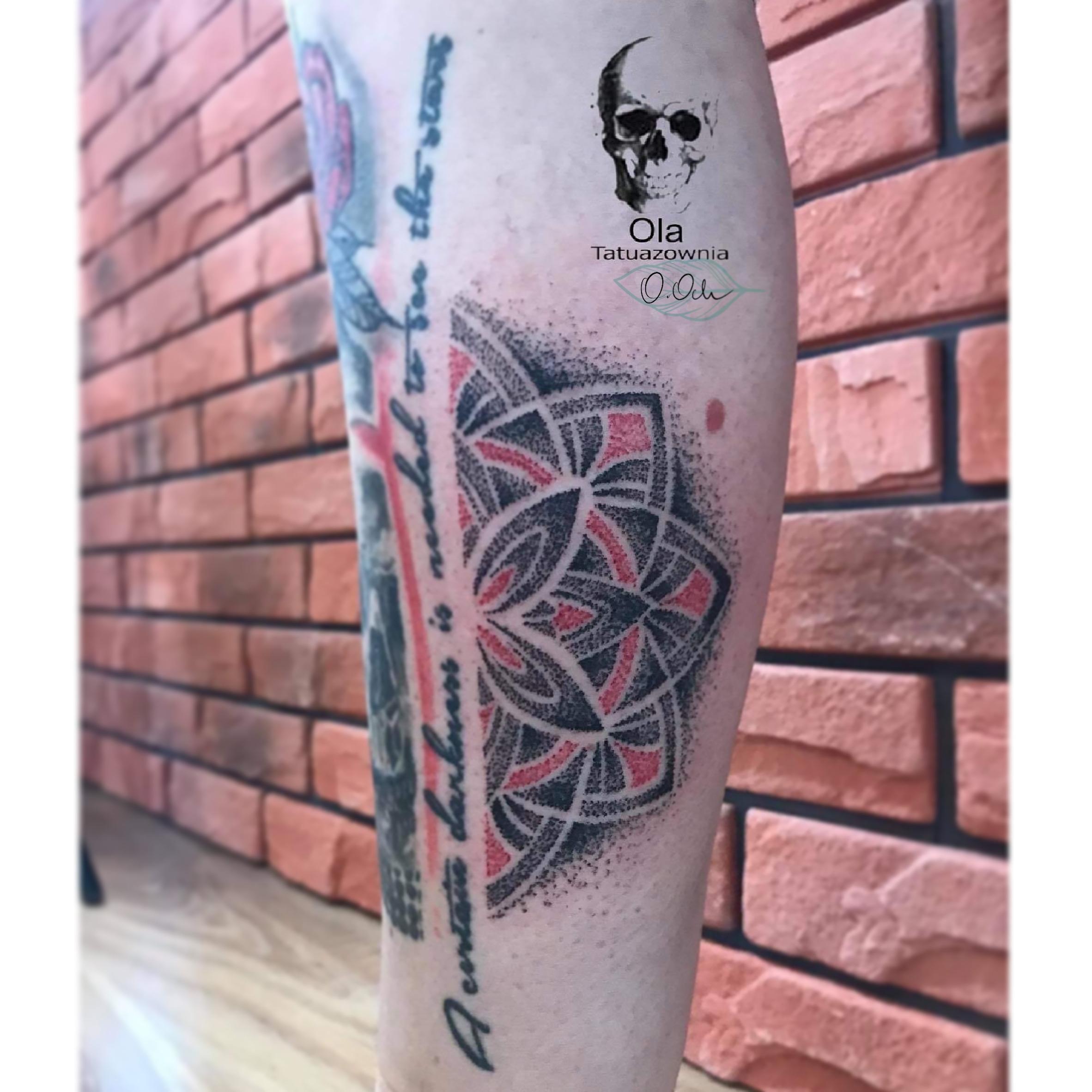 Inksearch tattoo Ola Ochmańska