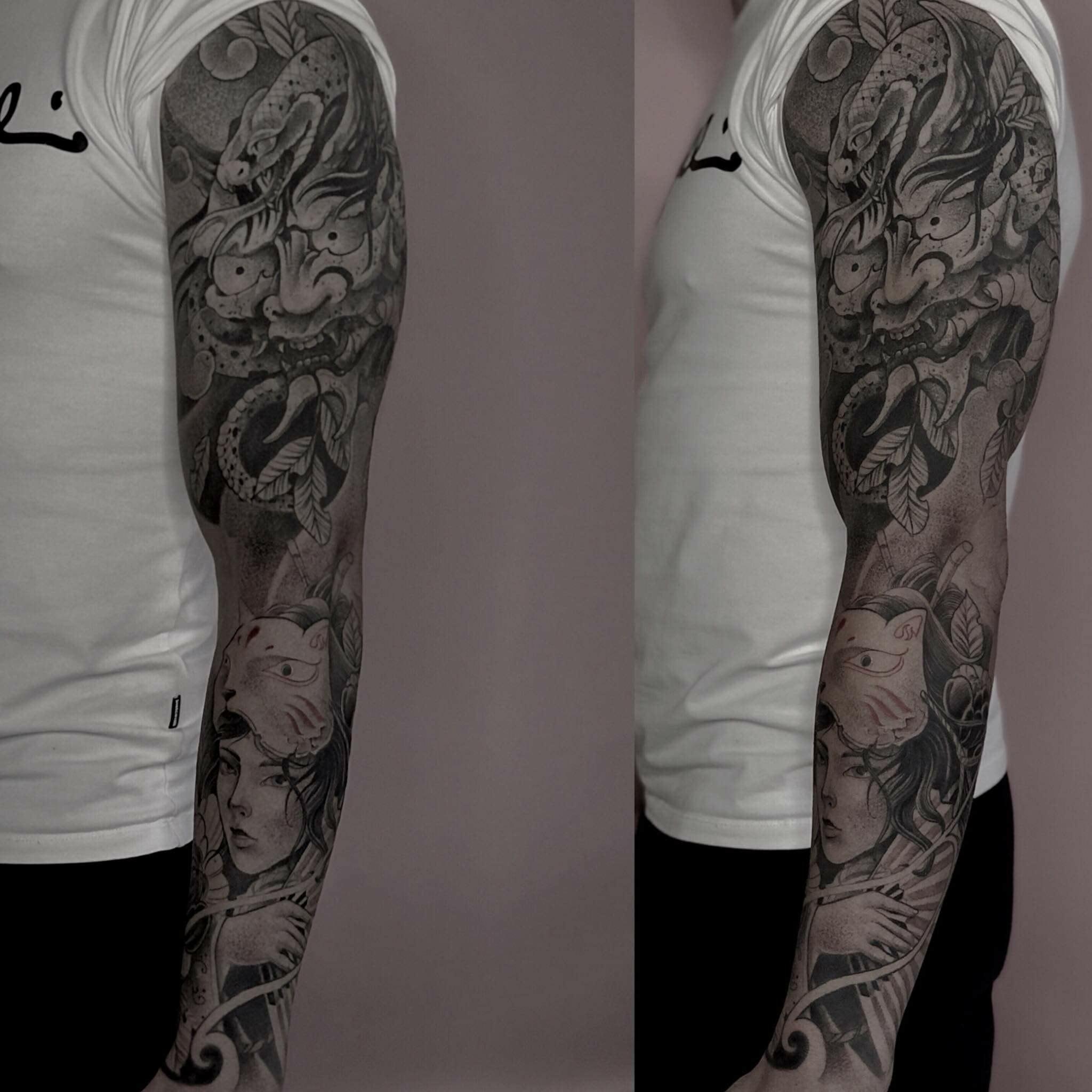Inksearch tattoo Captattoo
