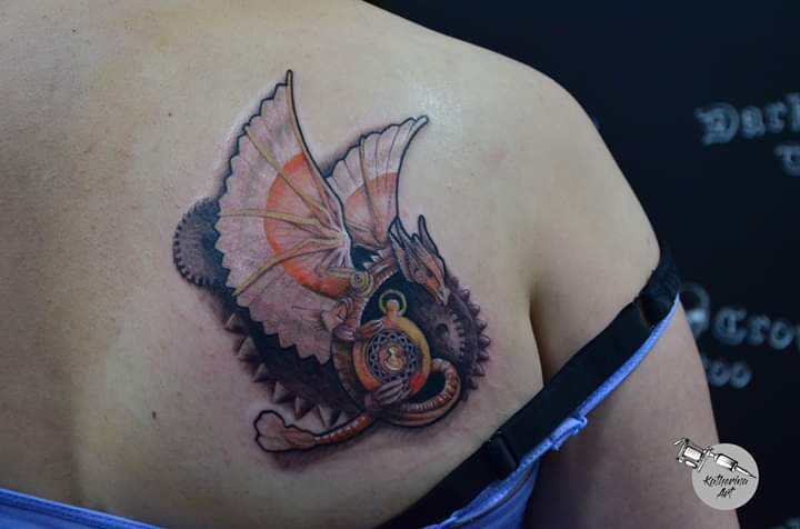 Inksearch tattoo Katarzyna Baluta
