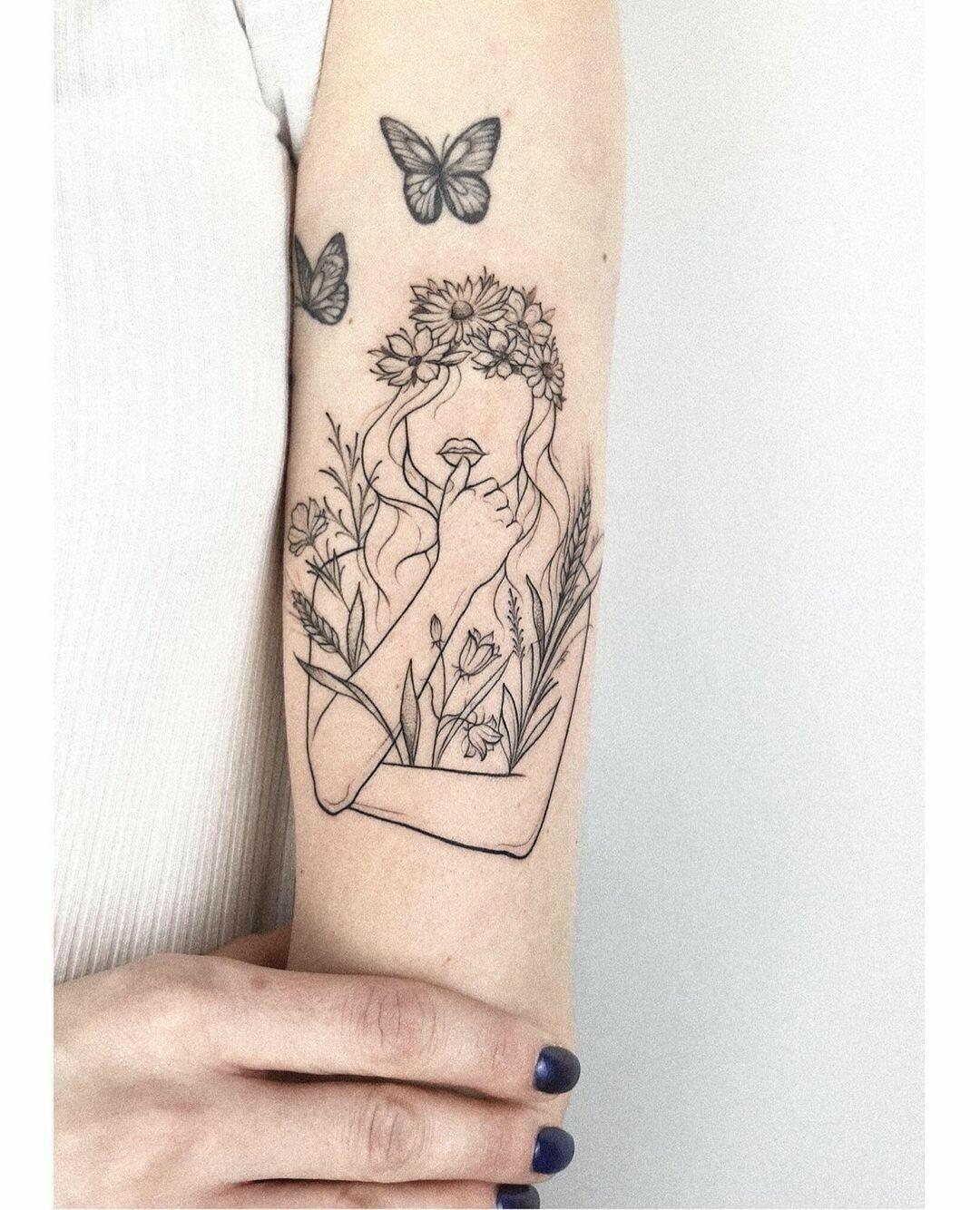 Inksearch tattoo Marta Chojnacka