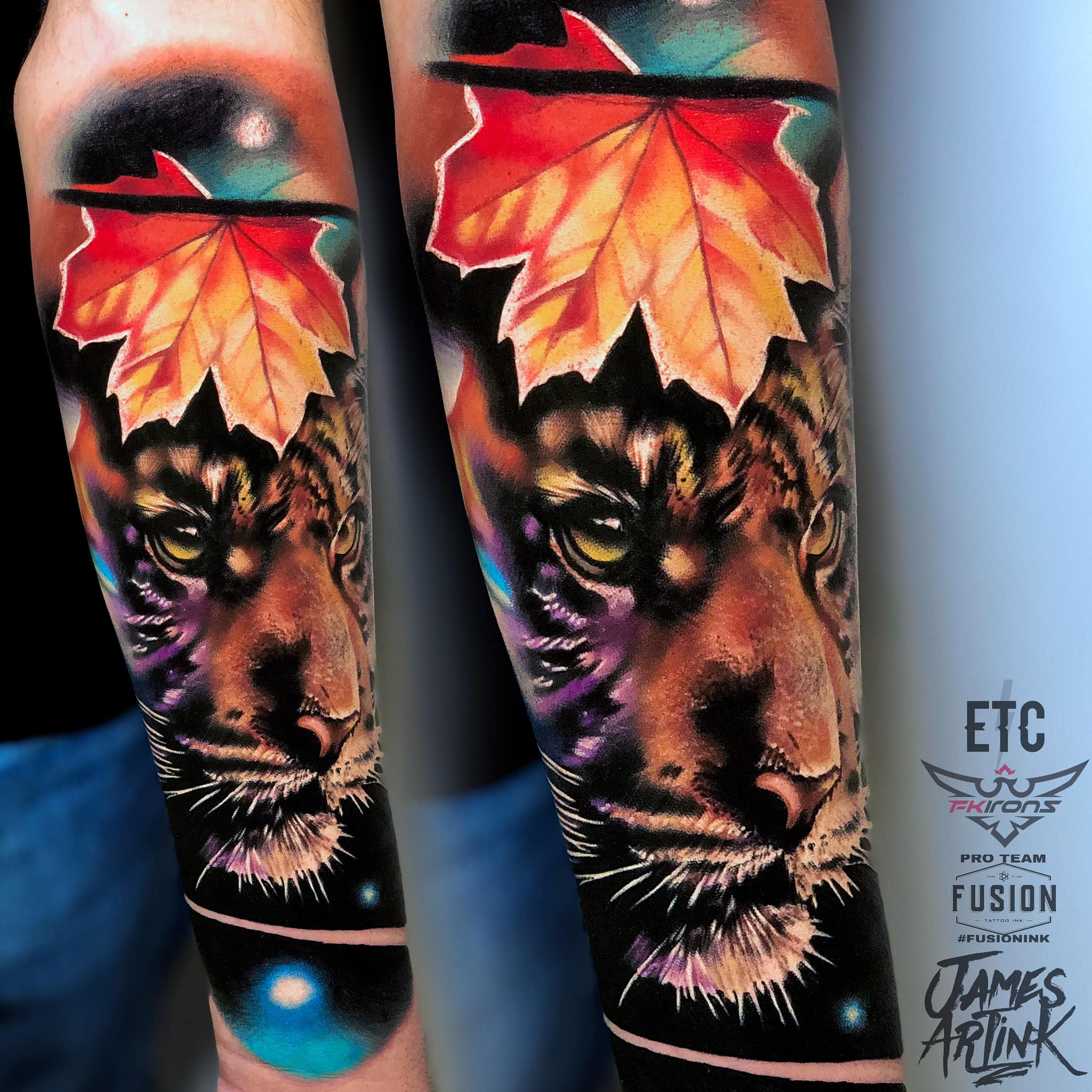 Inksearch tattoo James Artink