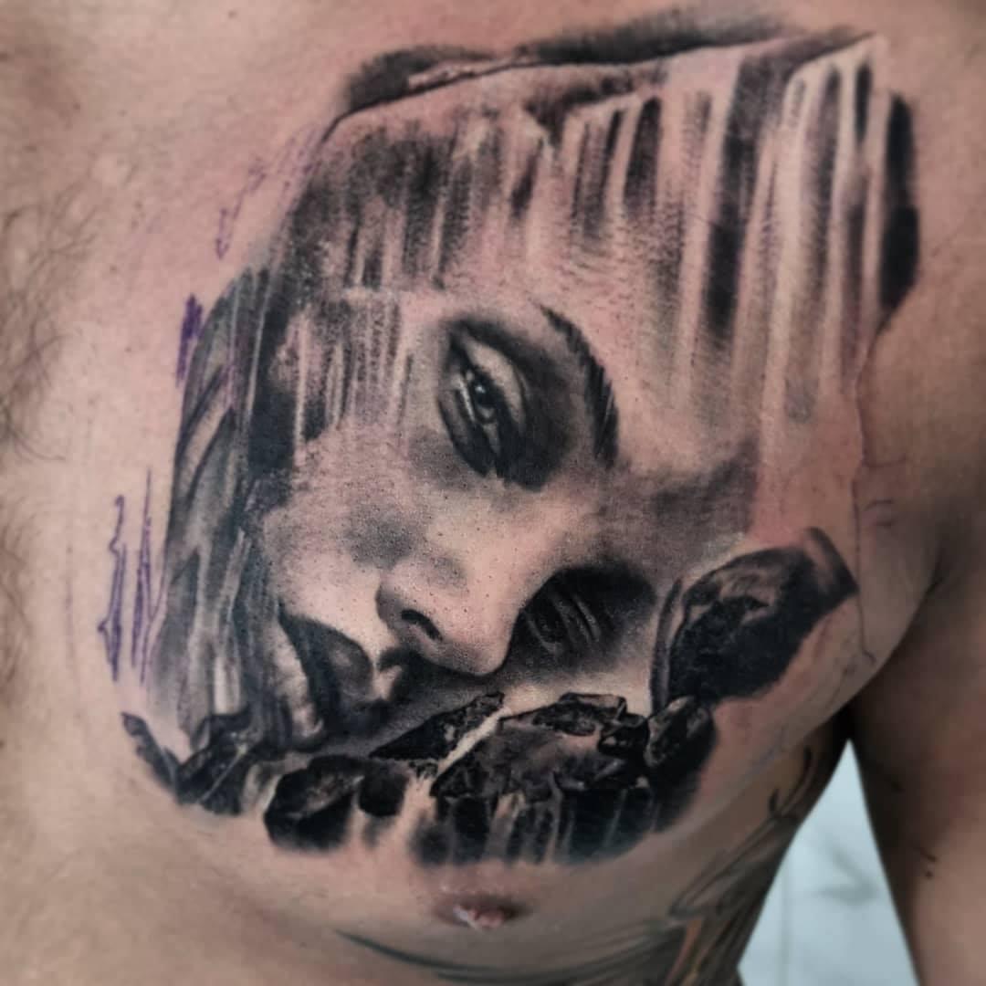 Inksearch tattoo Wojtek Jamrozik