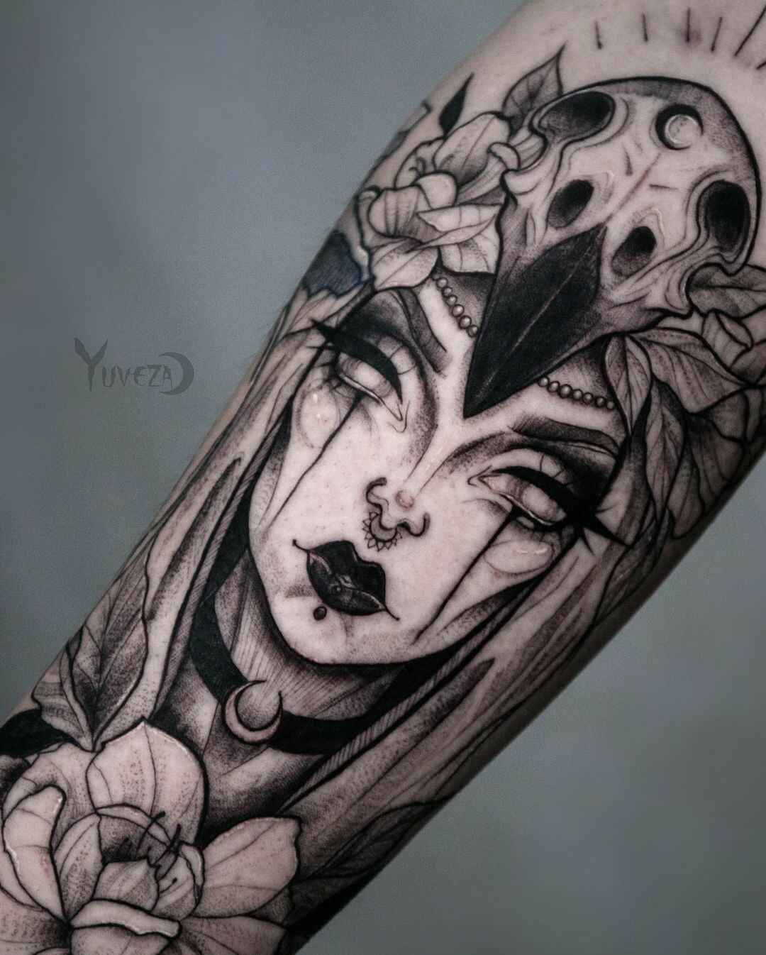 Inksearch tattoo Yuveza