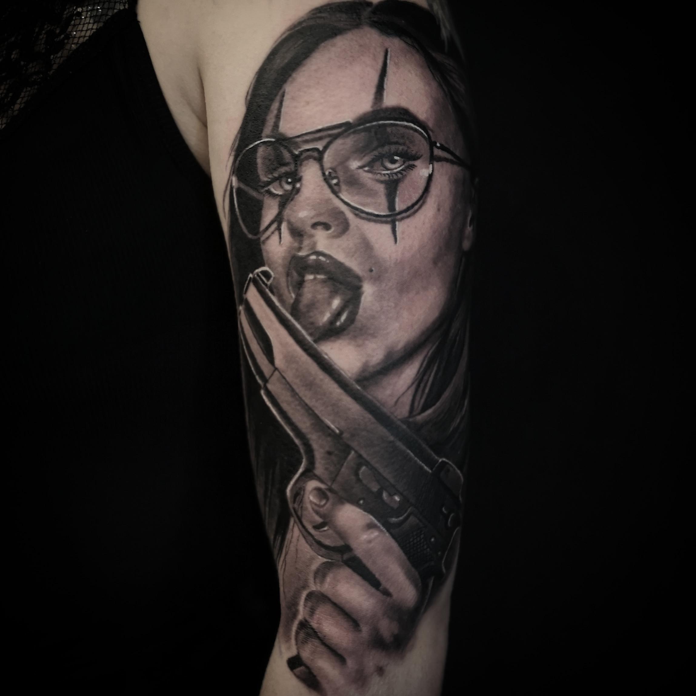 Inksearch tattoo Юрий Очеретин