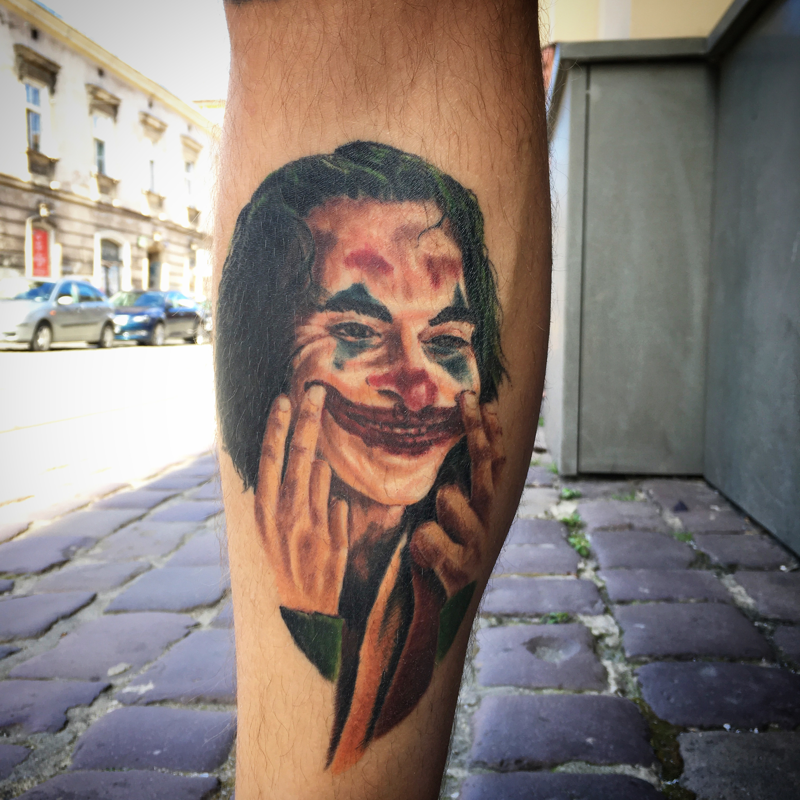 Inksearch tattoo Shock Connery