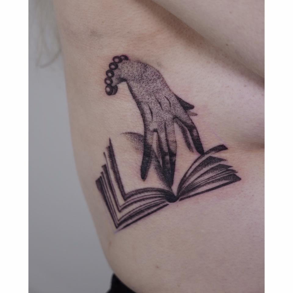 Inksearch tattoo Mavka Tattoo