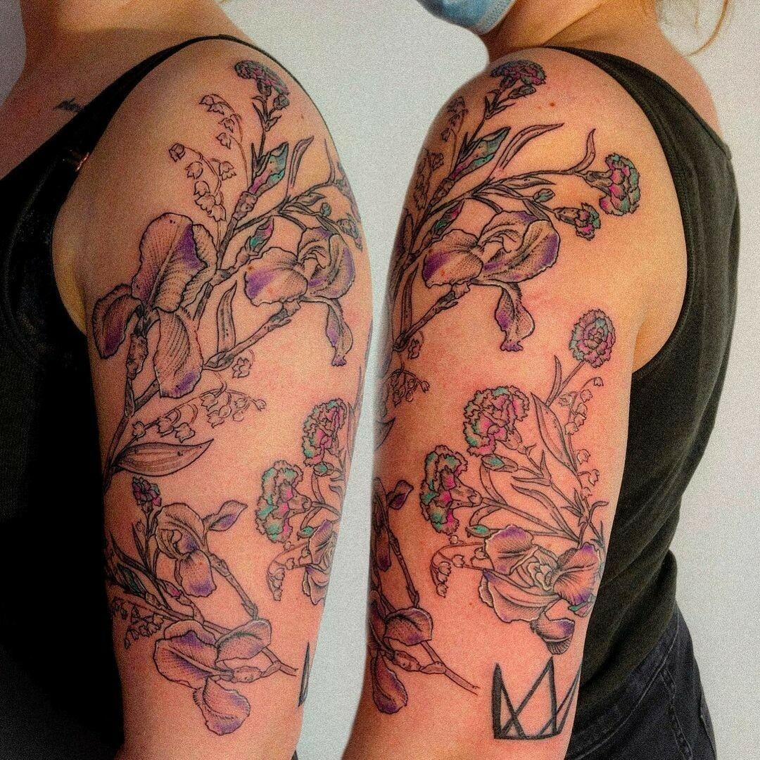 Inksearch tattoo Alex Legomina