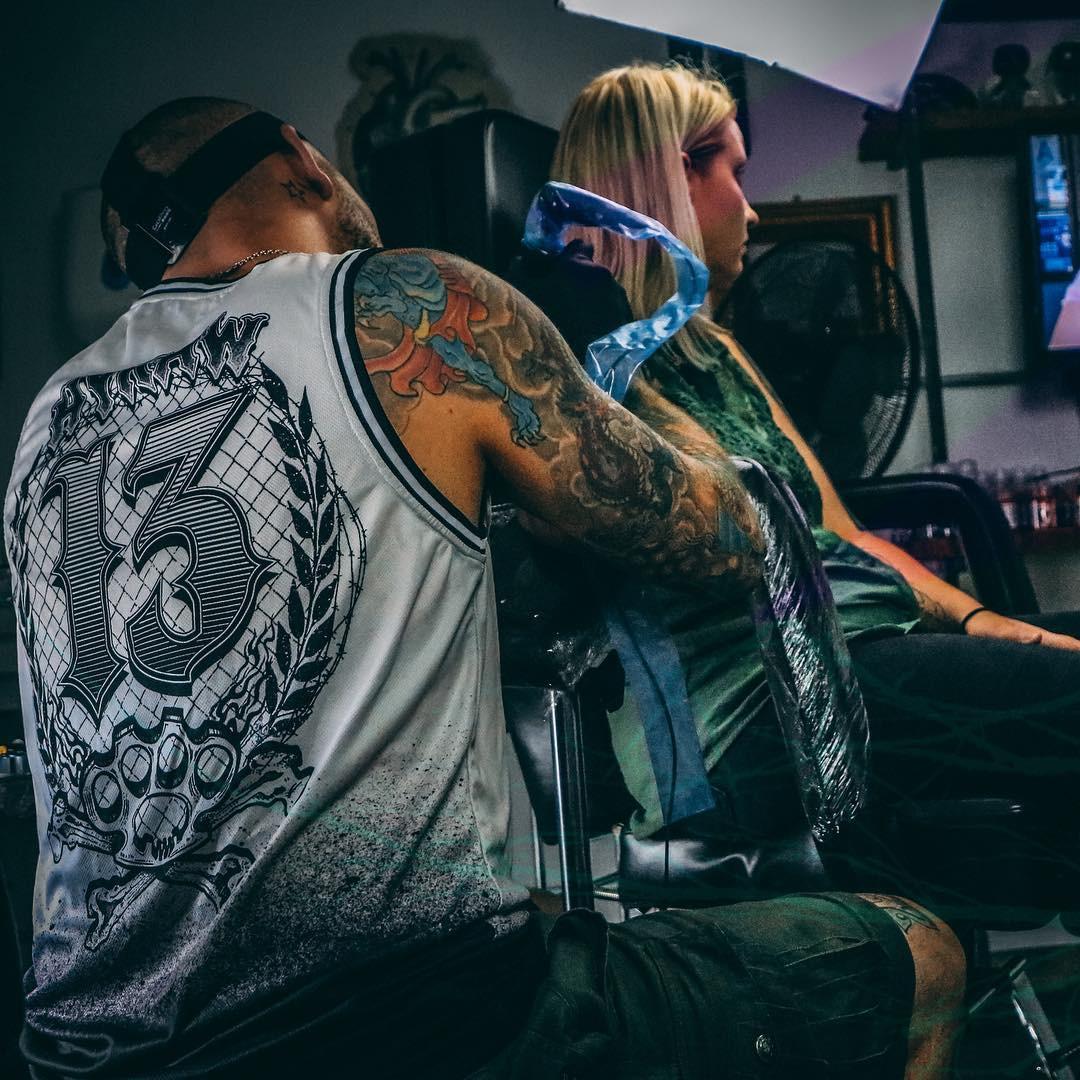 Inksearch tattoo Ryan Smith