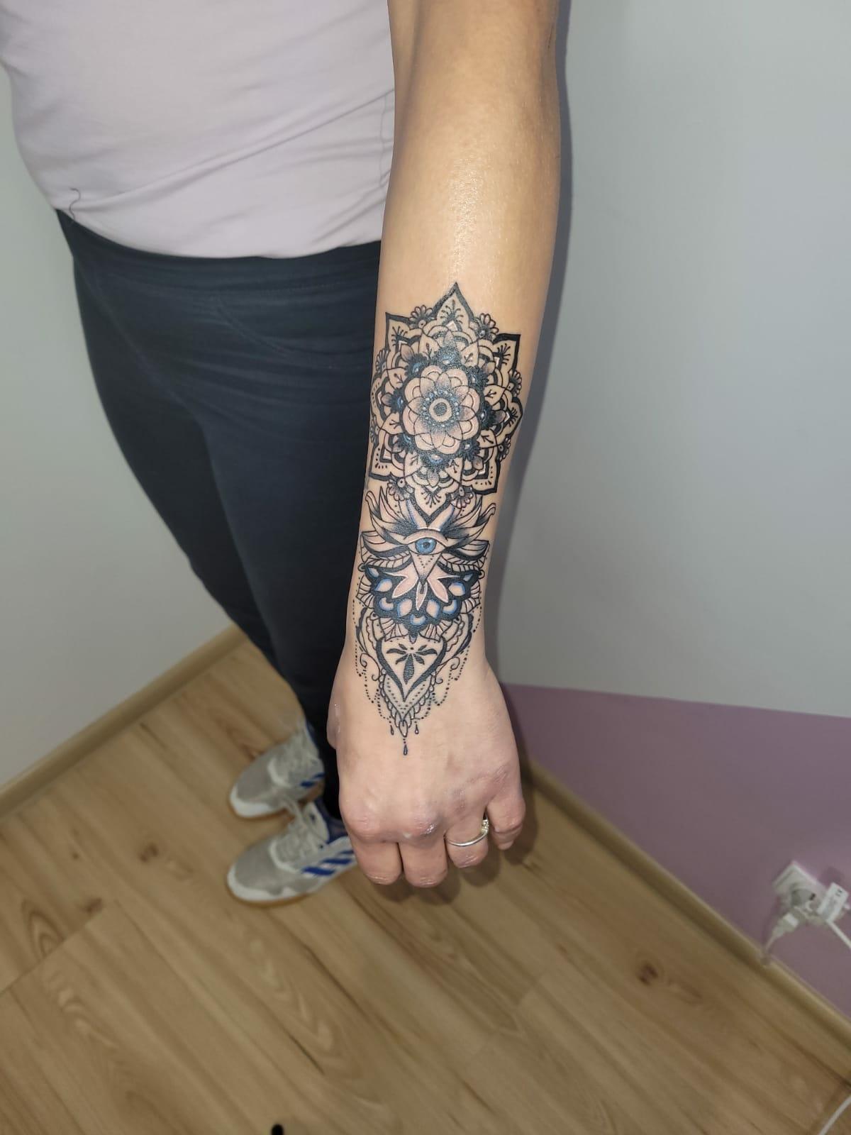 Inksearch tattoo Aleksandra Bączkowska