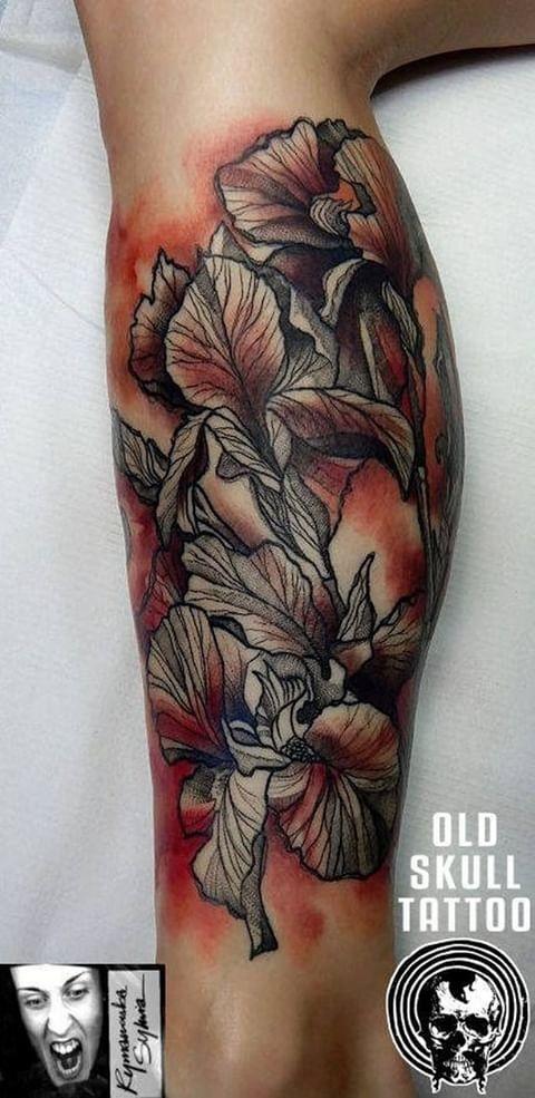 Inksearch tattoo OldSkull Tattoo Tarnów