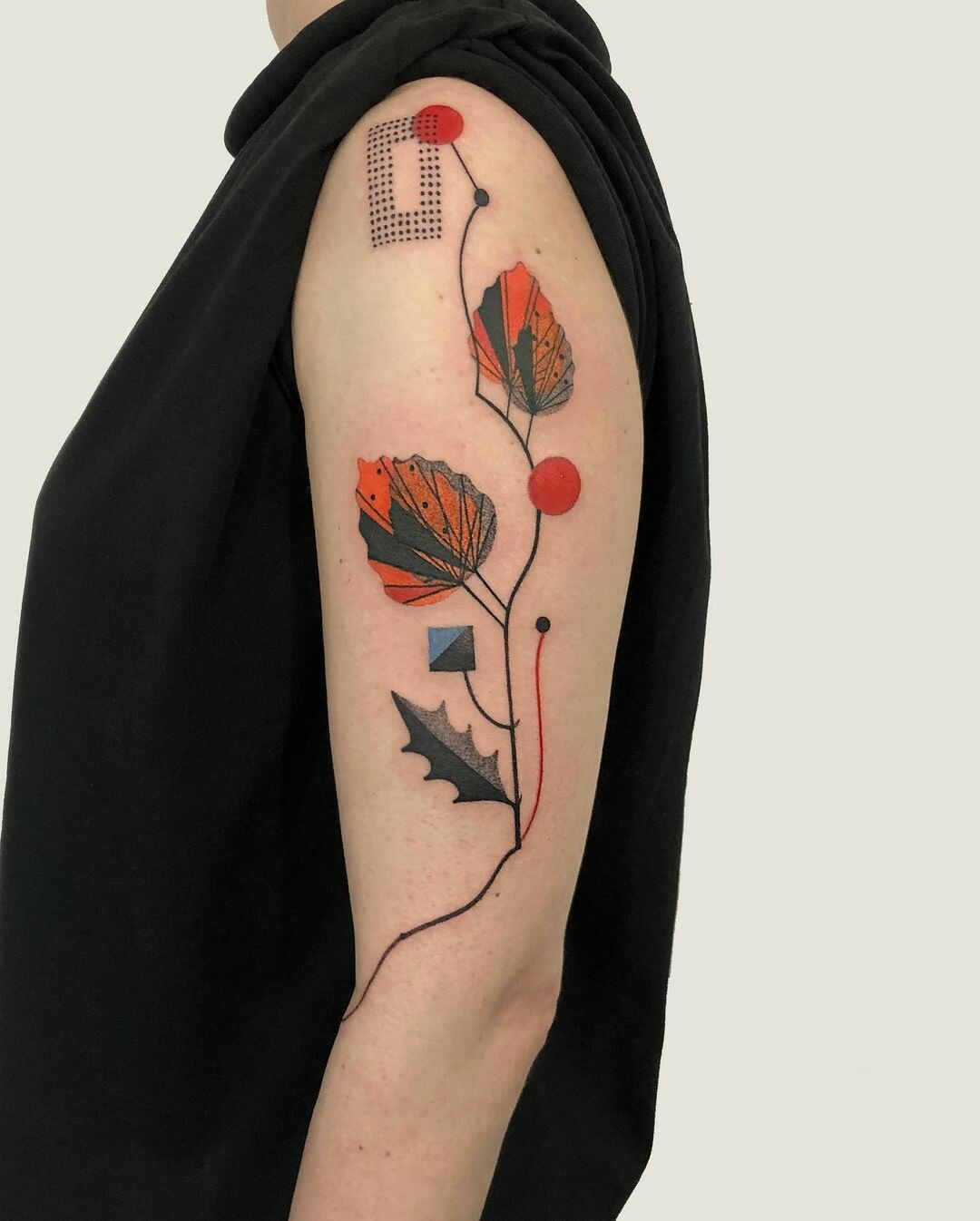 Inksearch tattoo Katusza Kwiatkowska