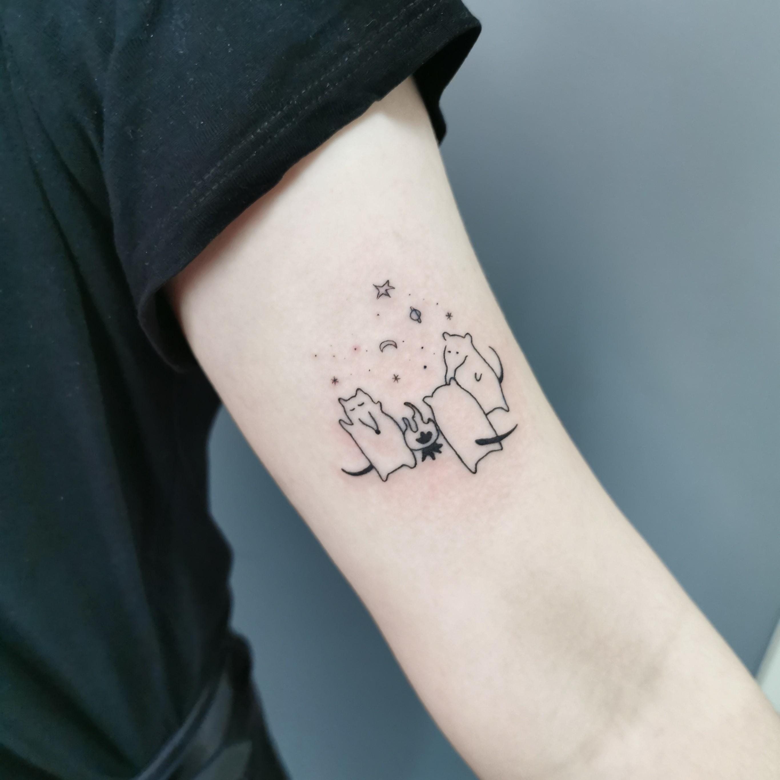 Inksearch tattoo Nicoletta.ink