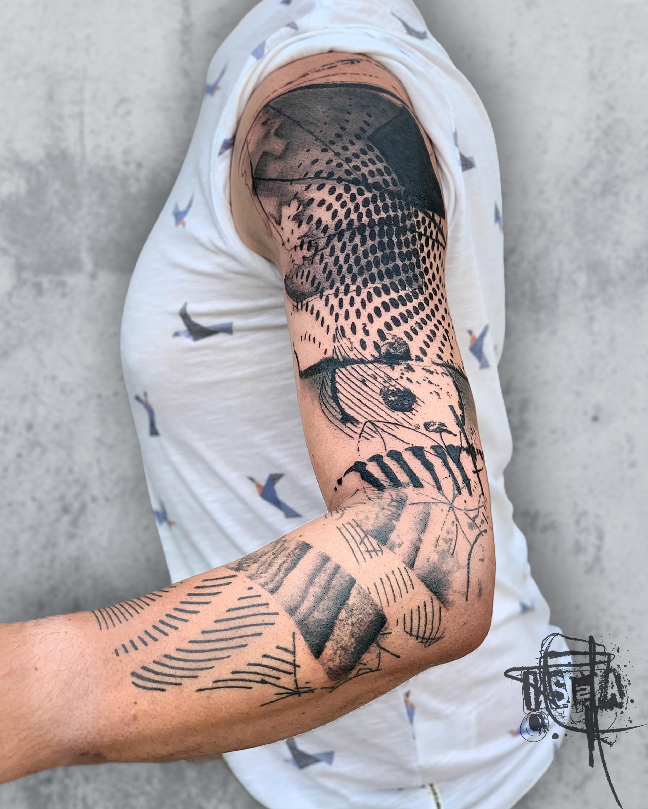 Inksearch tattoo Hossam