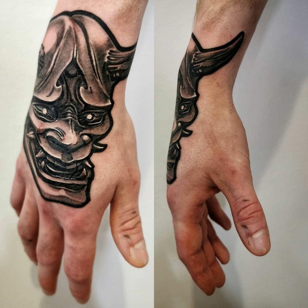 Inksearch tattoo Daniel Kapala