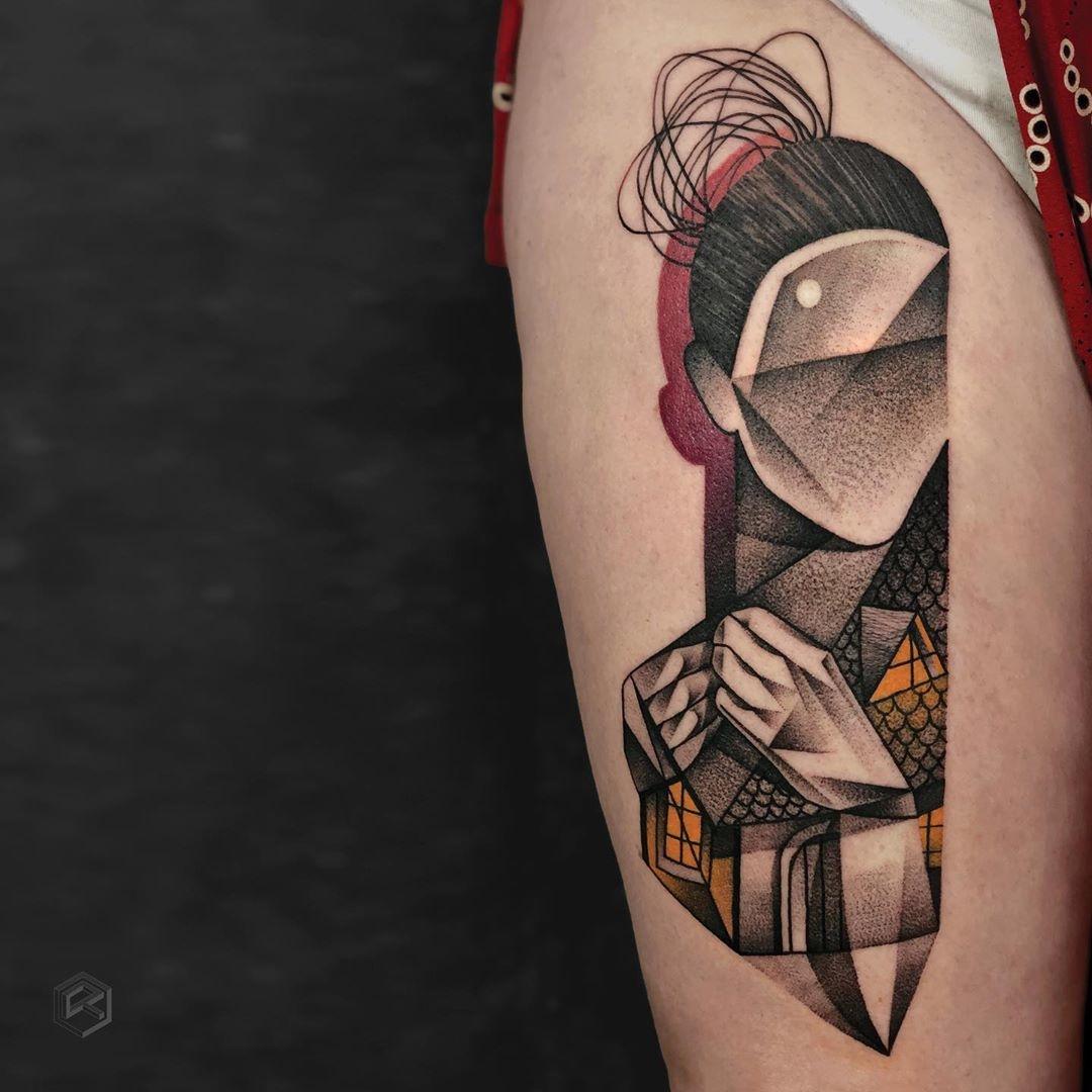 Inksearch tattoo Jakub Szewczyk Tattoo