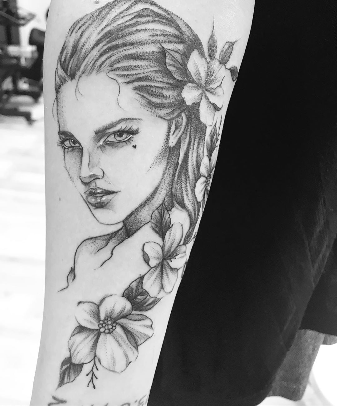 "Inksearch tattoo Dominika ""Praga"""