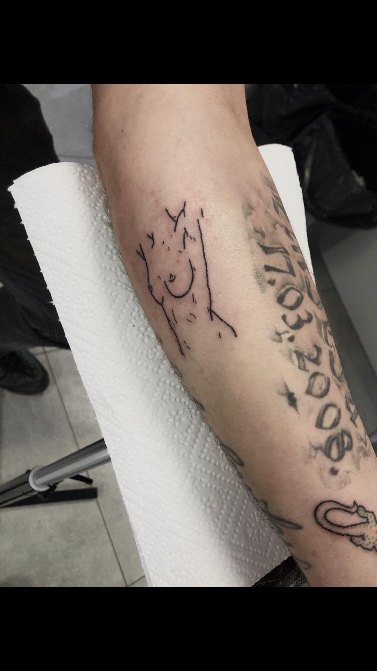 Inksearch tattoo Paulina Liliana