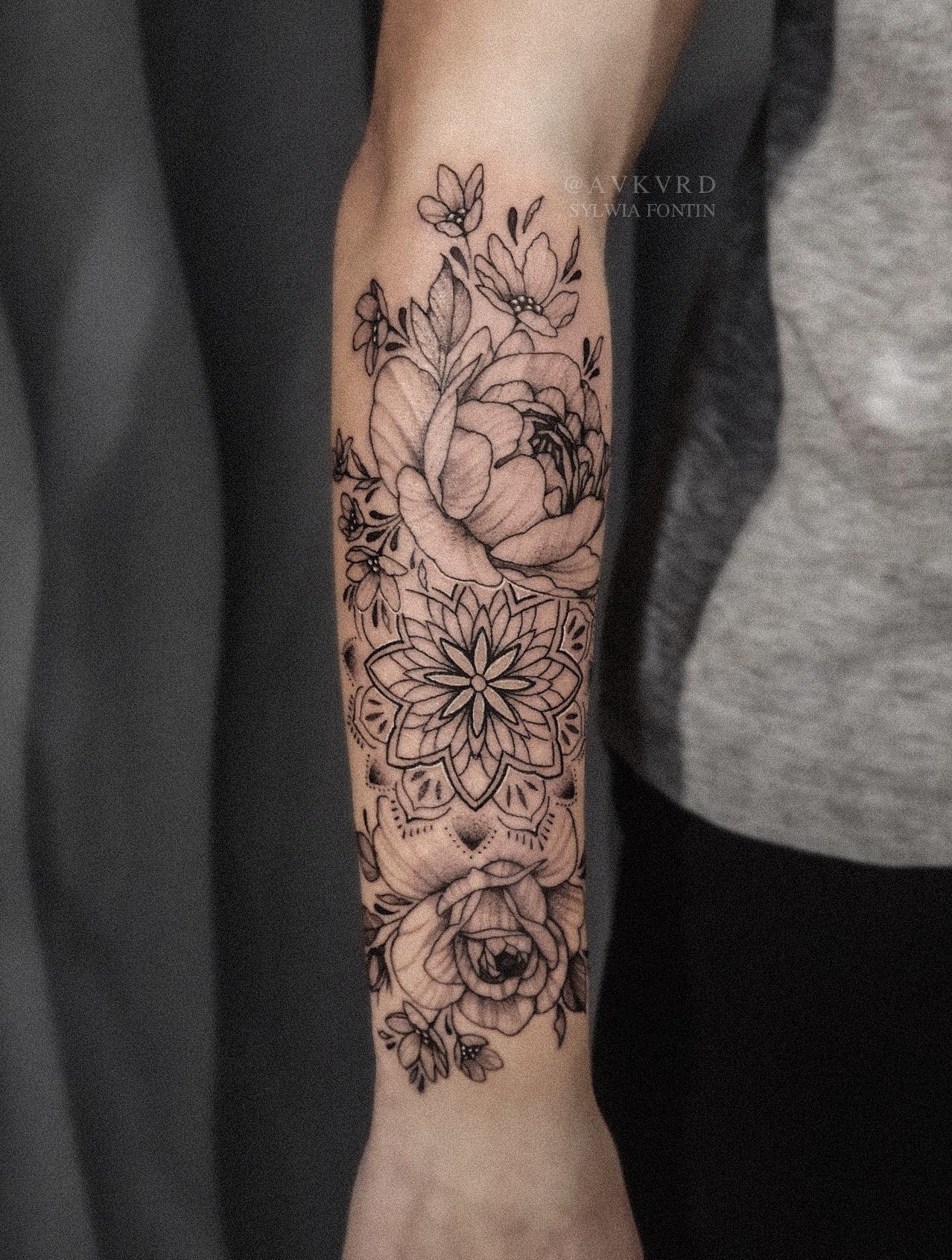 Inksearch tattoo Sylwia Fontin