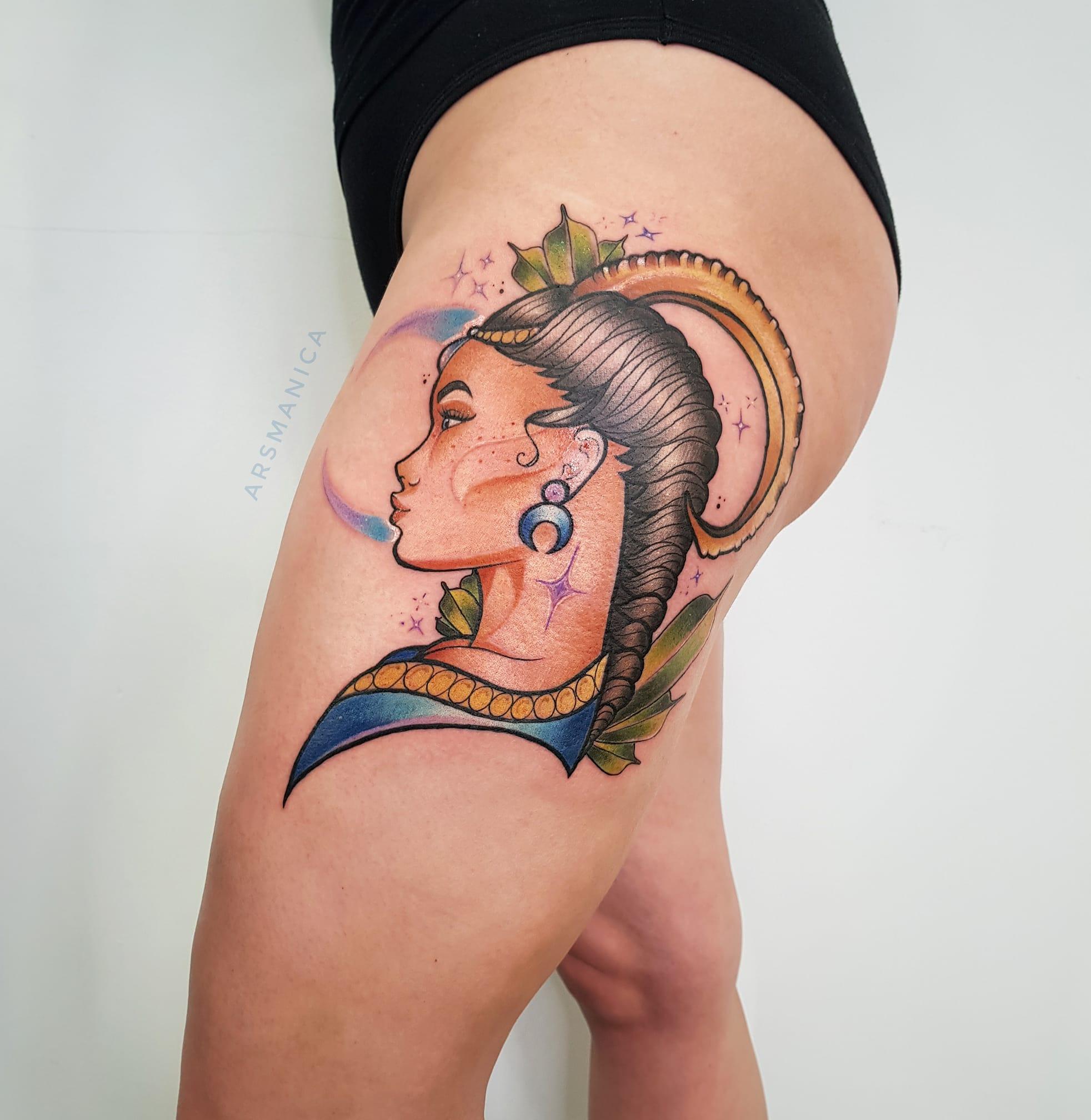 Inksearch tattoo Anna Jakubiec aka Arsmanica