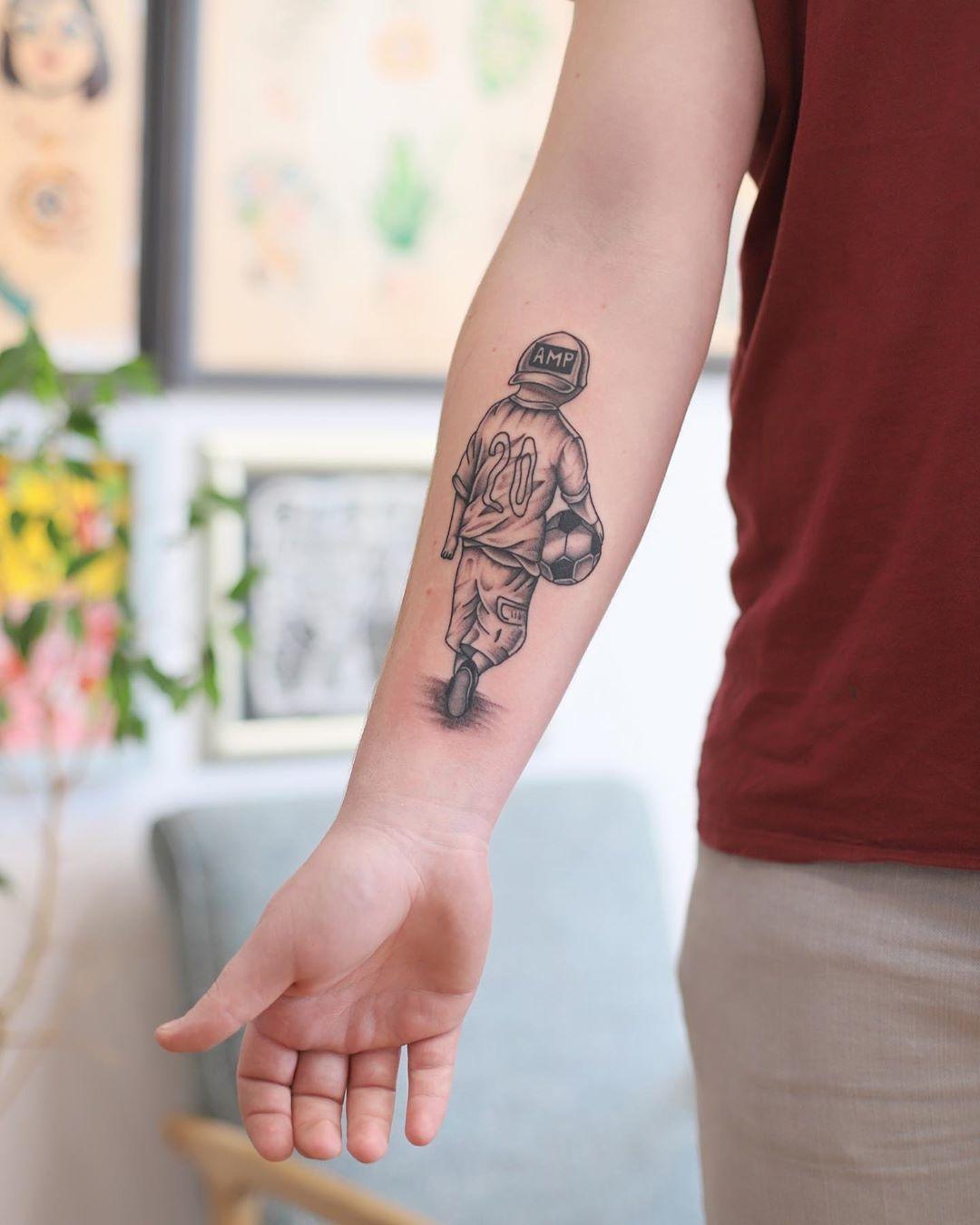 Inksearch tattoo Mikolson