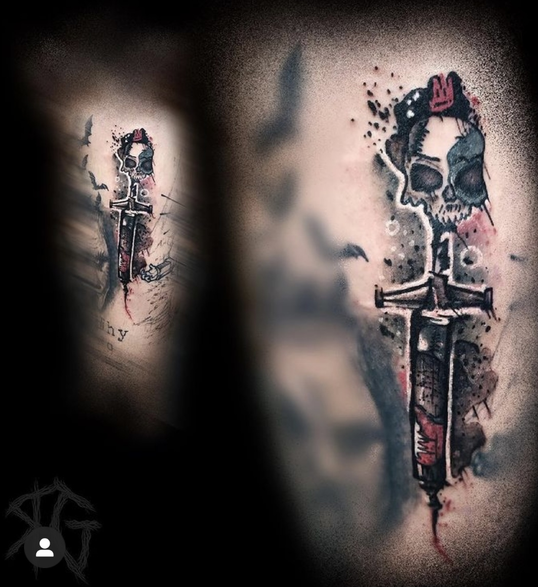 Inksearch tattoo Richie Gabriell