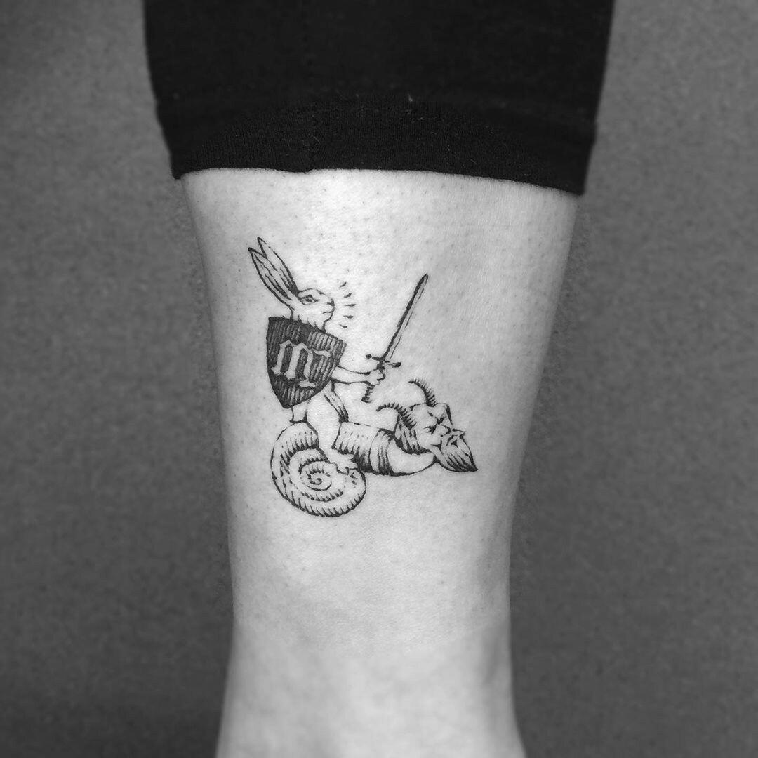 Inksearch tattoo Mors
