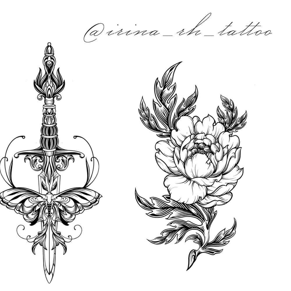 Inksearch tattoo Pracownia Kaktusz