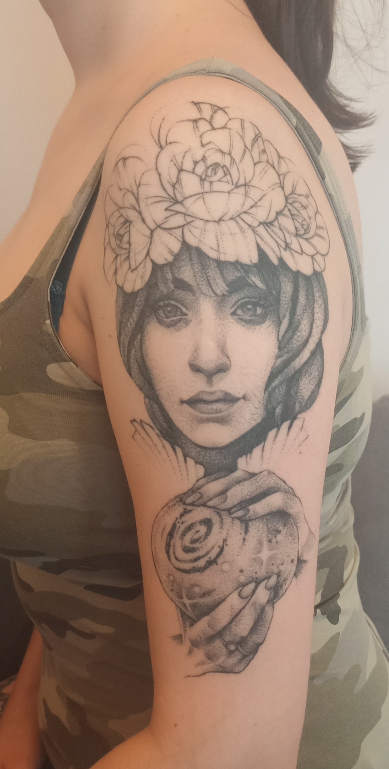 Inksearch tattoo _painted_black_