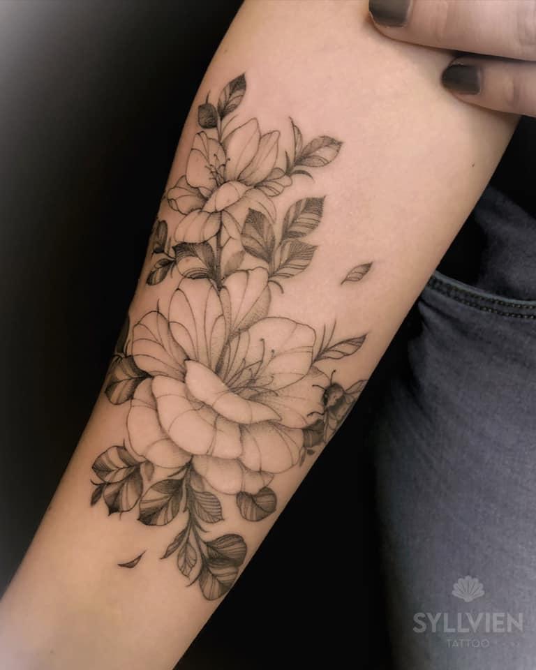 Inksearch tattoo Syllvien