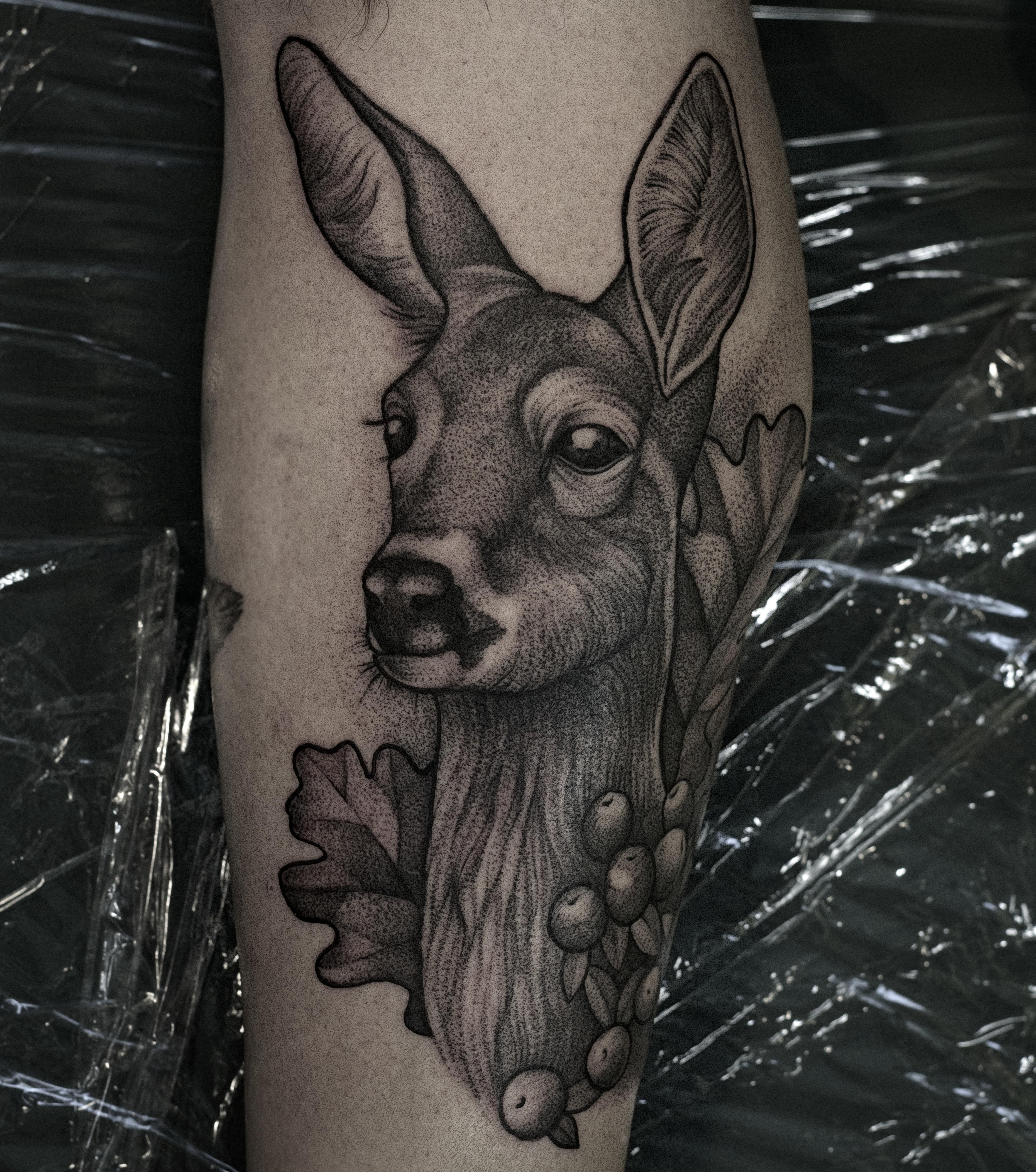 Inksearch tattoo Leshy