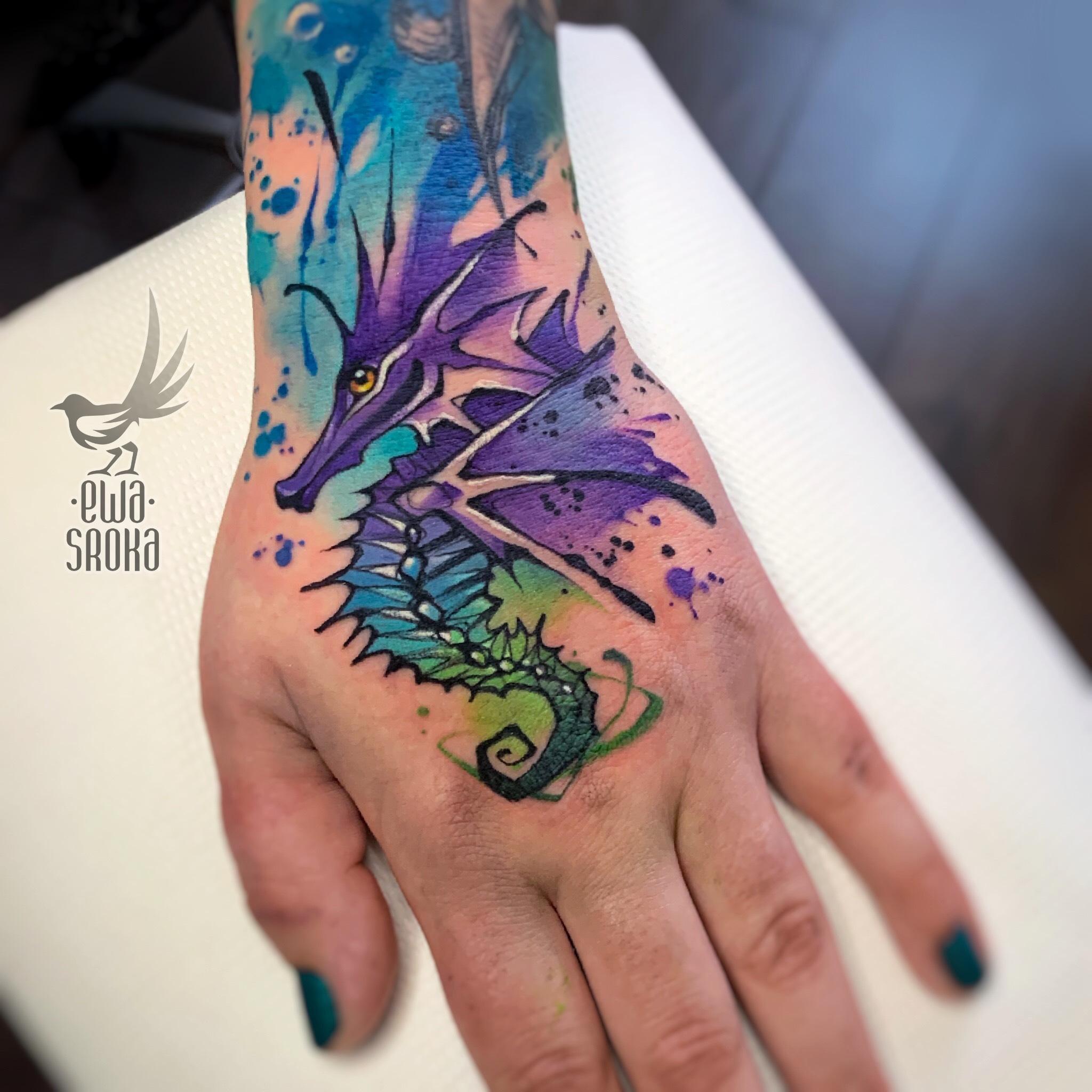 Inksearch tattoo Ewa Sroka