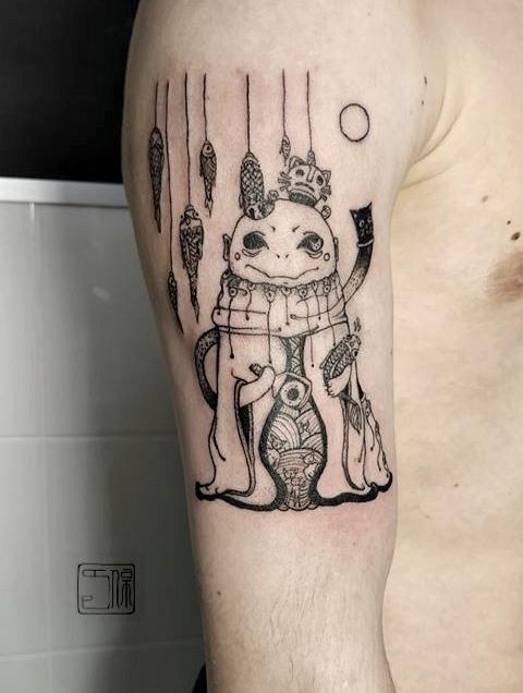 Inksearch tattoo Nat Soba