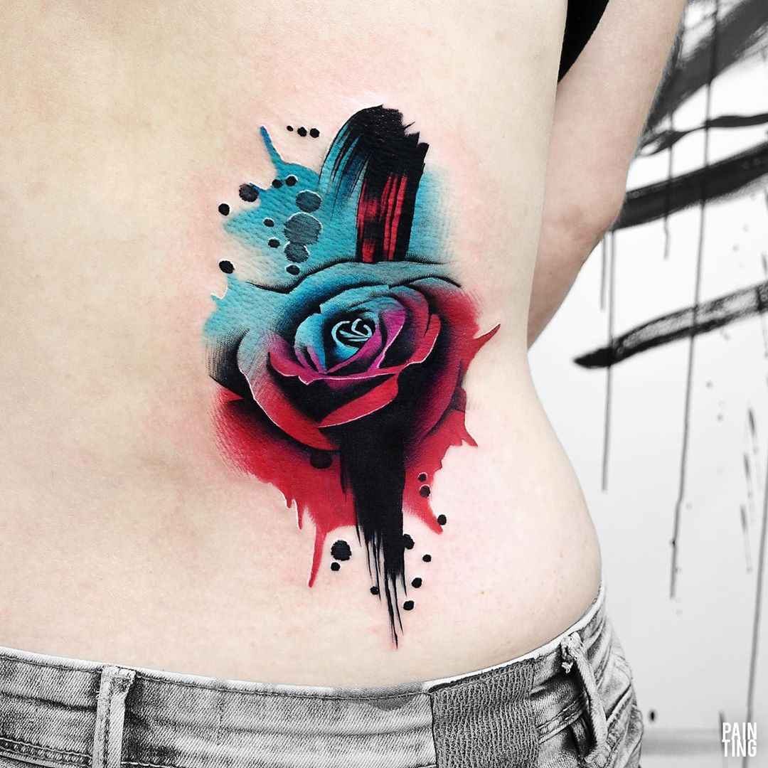 Inksearch tattoo Szymon Gdowicz